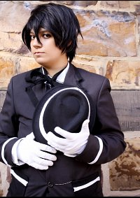 Cosplay-Cover: Luca