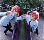 Cosplay-Cover: Hitachiin Hikaru