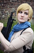 Cosplay-Cover: Sherry Birkin (China)