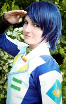 Cosplay-Cover: Athrun Zala