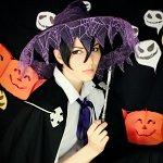 Cosplay: Nanase Haruka (Halloween)
