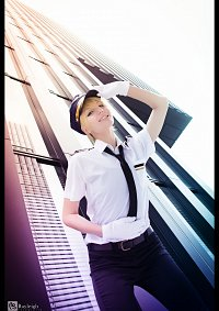 Cosplay-Cover: Kise Ryouta (Pilot)