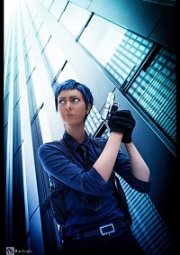 Cosplay-Cover: Aomine Daiki (Police)