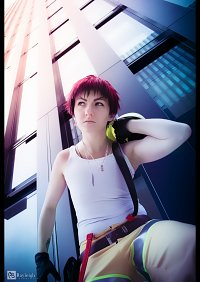 Cosplay-Cover: Kagami Taiga (Firefighter)