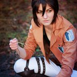 Cosplay: Eren Jäger (GrownUp)