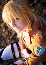 Cosplay-Cover: Armin Arlert (GrownUp)