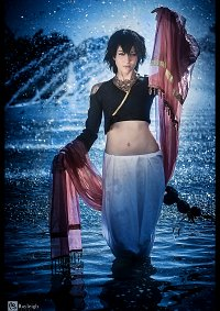 Cosplay-Cover: Judal (Fanart)