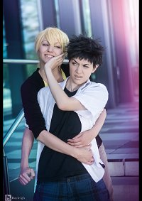 Cosplay-Cover: Kise Ryouta (Birthday Date)