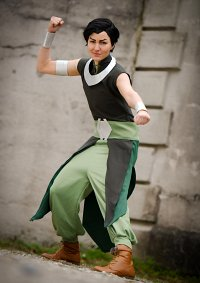 Cosplay-Cover: Wing Beifong