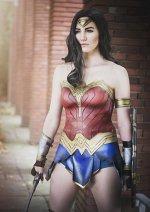 Cosplay-Cover: WonderWoman