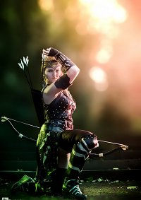 Cosplay-Cover: Antiope