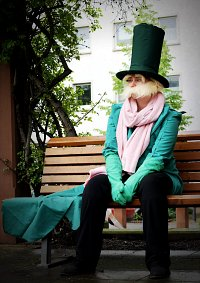 Cosplay-Cover: Oncler old (the Lorax)
