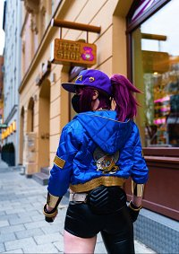 Cosplay-Cover: Akali (KDA)