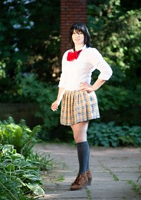 Cosplay-Cover: Misaki Ayusawa [Schuluniform]