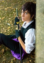 Cosplay-Cover: Heisuke Toudou [Western Outfit]