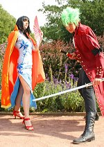 Cosplay-Cover: Nico Robin [Excellent Scene]