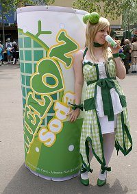 Cosplay-Cover: Melon