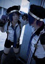 Cosplay-Cover: Stocking ストッキング [Male - Police]