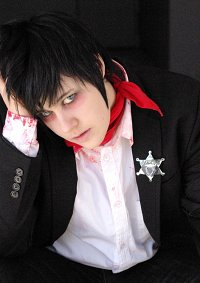 Cosplay-Cover: gerard way - sheriff of emotown