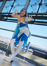 Cosplay-Cover: Frosta (She-Ra)