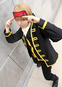 Cosplay-Cover: Okita Sougo [Shinsengumiuniform]