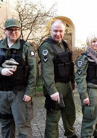 Cosplay-Cover: Lt. Col. Samantha Carter (Ark of Truth)