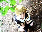 Cosplay-Cover: Len Kagamine [causal]