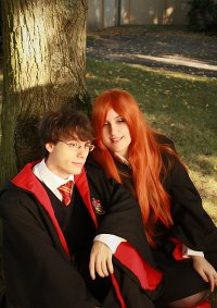 Cosplay-Cover: Ginny Weasly