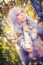 Cosplay-Cover: Rune Knight (neues Design)