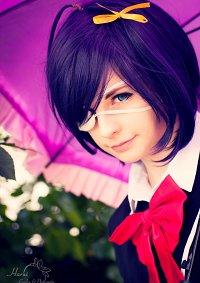 Cosplay-Cover: Rikka Takanashi