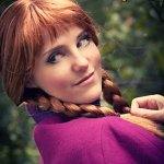 Cosplay: Anna (Winteroutfit)
