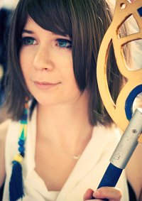 Cosplay-Cover: Yuna