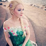 Cosplay: Elsa Queen of Arendelle [Frozen Fever]