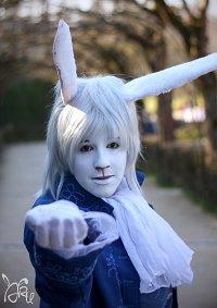 Cosplay-Cover: White Rabbit (Tim Burton version)