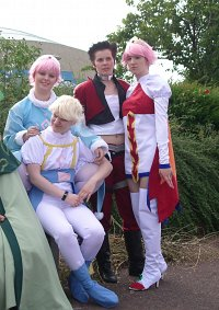 Cosplay-Cover: Mannen