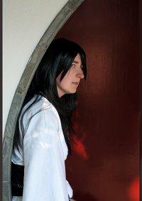 Cosplay-Cover: Byakuya Kuchiki-Hueco Mundo