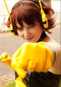 Cosplay-Cover: Wasp (Janet van Dyne)