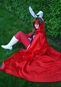 Cosplay-Cover: Nanami//Kaitou-Outfit