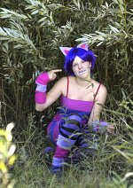 Cosplay-Cover: Cheshire Cat/ Grinsekatze