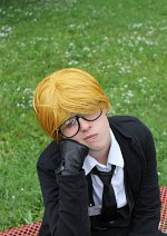 Cosplay-Cover: Ronald Knox
