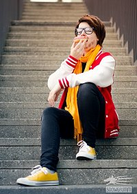 Cosplay-Cover: Tony Stark [College Version]