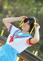 Cosplay-Cover: Haruhi Suzumiya