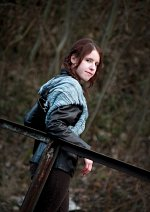 Cosplay-Cover: Katniss Everdeen [Catching Fire- Scarf]