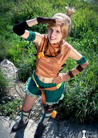 Cosplay-Cover: Rikku [FFX]
