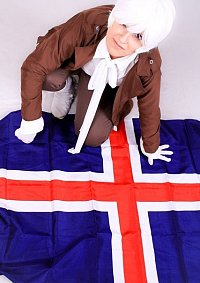 Cosplay-Cover: Iceland