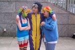 Cosplay-Cover: Rainbow Dash [Gijinka]