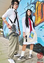 Cosplay-Cover: Mitsuko Souma