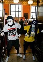 Cosplay-Cover: Jabbawockeez