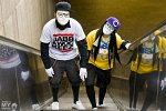 Cosplay-Cover: Jabbawockeez