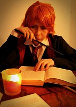 Cosplay-Cover: Ronald Bilius Weasley